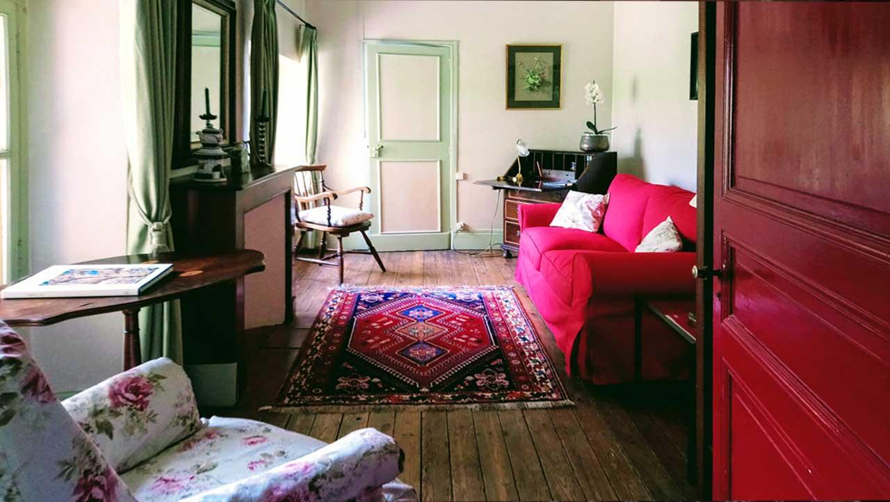 boudoir chambre Rossini