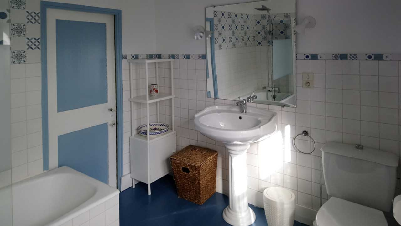 salle de bain Rossini