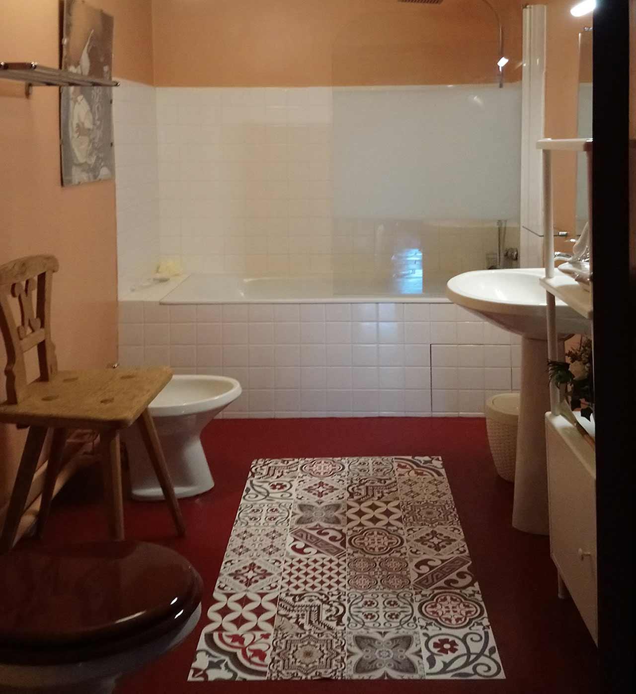 salle de bain Mozart